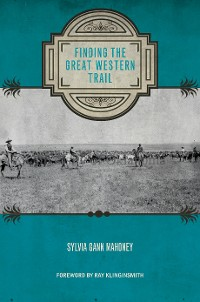 Cover Finding the Great Western Trail