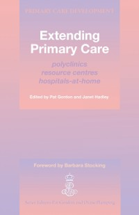 Cover Extending Primary Care