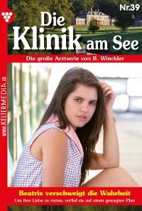 Cover Die Klinik am See 39 – Arztroman