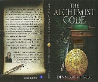 Cover THE ALCHEMIST'S CODE