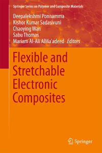 Cover Flexible and Stretchable Electronic Composites