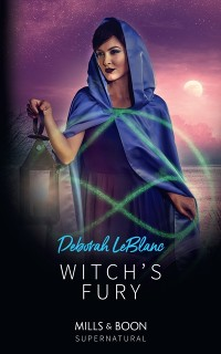 Cover Witch's Fury (Mills & Boon Supernatural)