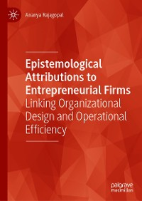 Cover Epistemological Attributions to Entrepreneurial Firms