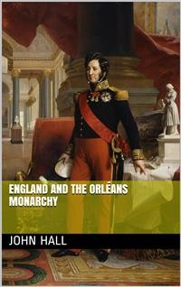 Cover England and the Orleans Monarchy