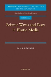 Cover Seismic Waves and Rays in Elastic Media