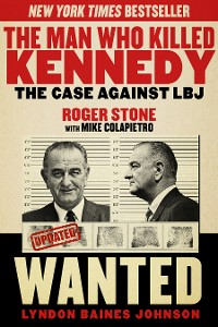 Cover The Man Who Killed Kennedy
