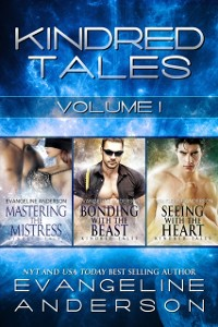 Cover Kindred Tales Box Set Volume One