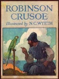 Cover Avventure di Robinson Crusoe