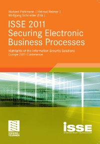Cover ISSE 2011 Securing Electronic Business Processes