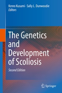 Cover The Genetics and Development of Scoliosis