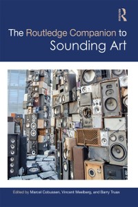 Cover Routledge Companion to Sounding Art