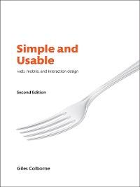 Cover Simple and Usable Web, Mobile, and Interaction Design