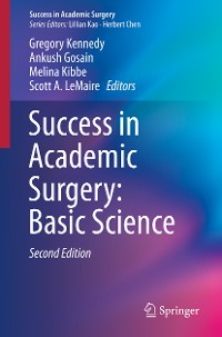 Cover Success in Academic Surgery: Basic Science