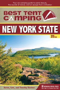 Cover Best Tent Camping: New York State