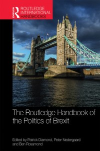 Cover Routledge Handbook of the Politics of Brexit