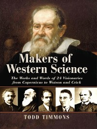 Cover Makers of Western Science
