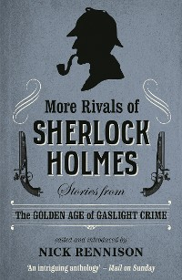 Cover More Rivals of Sherlock Holmes