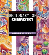 Cover Dictionary of Chemistry