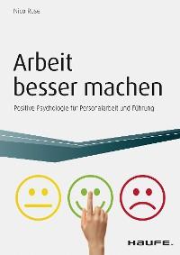 Cover Arbeit besser machen - inkl. Arbeitshilfen online
