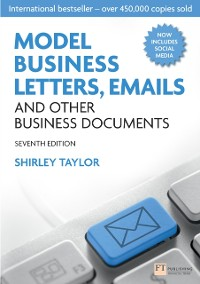 Cover Model Business Letters, Emails and Other Business Documents