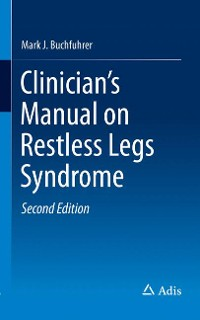 Cover Clinician's Manual on Restless Legs Syndrome
