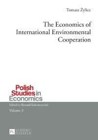 Cover Economics of International Environmental Cooperation