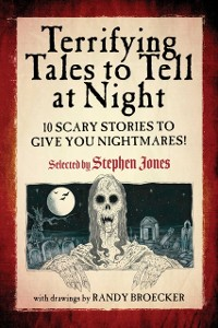 Cover Terrifying Tales to Tell at Night