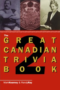 Cover The Great Canadian Trivia Book 2