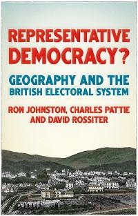 Cover Representative democracy?