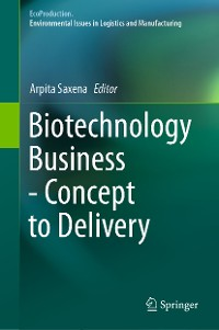 Cover Biotechnology Business - Concept to Delivery