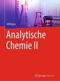 Cover Analytische Chemie II