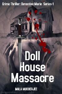Cover Doll House Murder