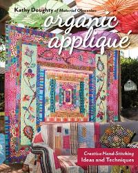 Cover Organic Appliqué