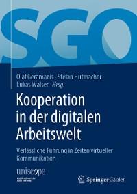 Cover Kooperation in der digitalen Arbeitswelt
