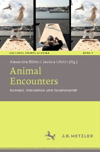 Cover Animal Encounters