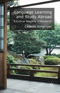 Cover Language Learning and Study Abroad