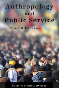 Cover Anthropology and Public Service
