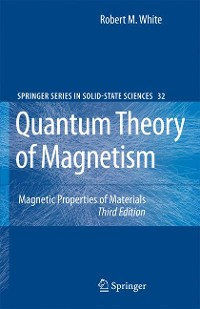 Cover Quantum Theory of Magnetism