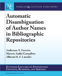 Cover Automatic Disambiguation of Author Names in Bibliographic Repositories