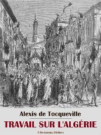 Cover Travail sur l'Algérie