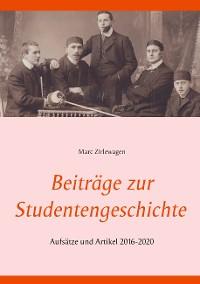 Cover Beiträge zur Studentengeschichte