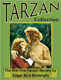 Cover Tarzan Collection