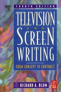 Cover Television and Screen Writing