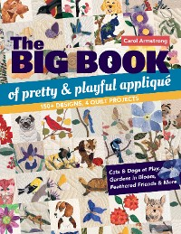 Cover The Big Book of Pretty & Playful Appliqué