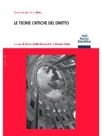 Cover Le teorie critiche del diritto