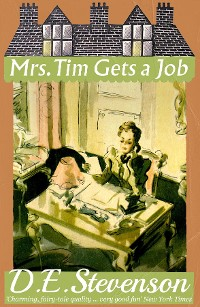 Cover Mrs. Tim Gets a Job