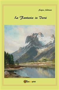 Cover La Fantasia in Versi...