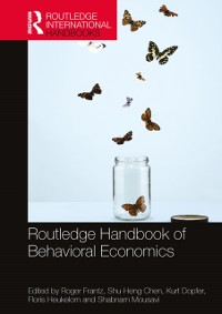 Cover Routledge Handbook of Behavioral Economics