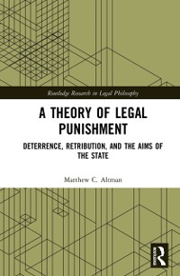 Cover Theory of Legal Punishment