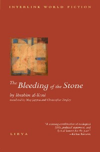 Cover The Bleeding of the Stone